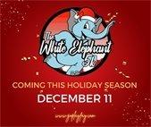Coming this Holiday Season, December 11, 2021:  The White Elephant 5K. goplayfay.com