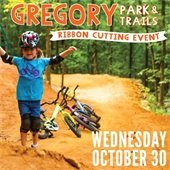 Gregory Park Ribbon-Cutting