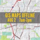GIS maps offline