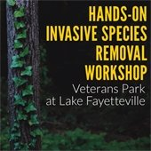 Public Invited to Learn About Invasive Species at Hands-On Removal Workshop