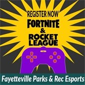 Register Now for Fortnite and Rocket League