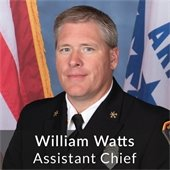William Watts - Assistant Chief