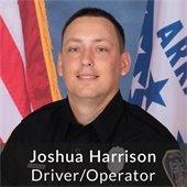 Joshua Harrison - Driver/Operator