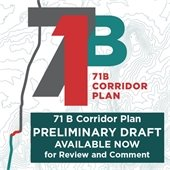 71B Corridor Plan Preliminary Draft Available Now for Review and Comment