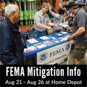 FEMA Mitigation Info