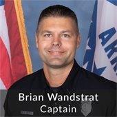 Brian Wandstrat - Captain