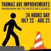 Thomas Ave Improvements
