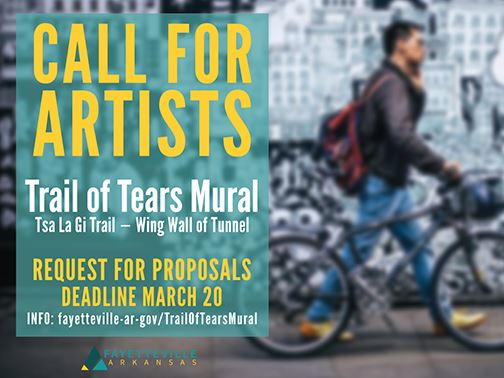 Call for Artists - Trail of Tears Mural