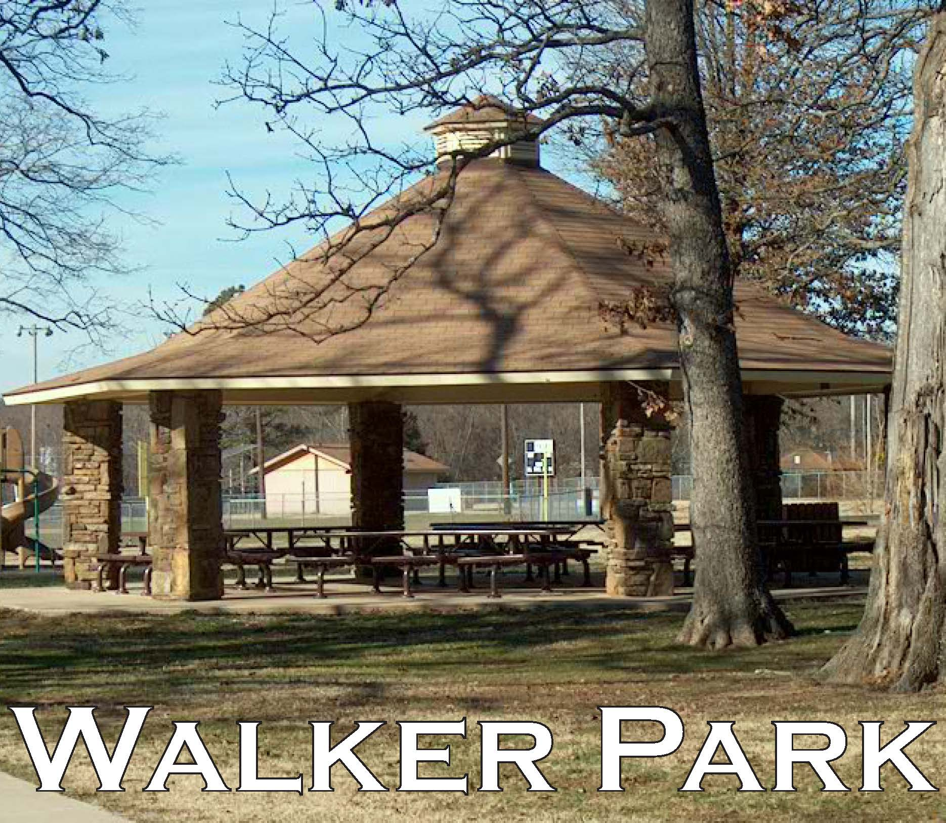 Walker Park Splashpad