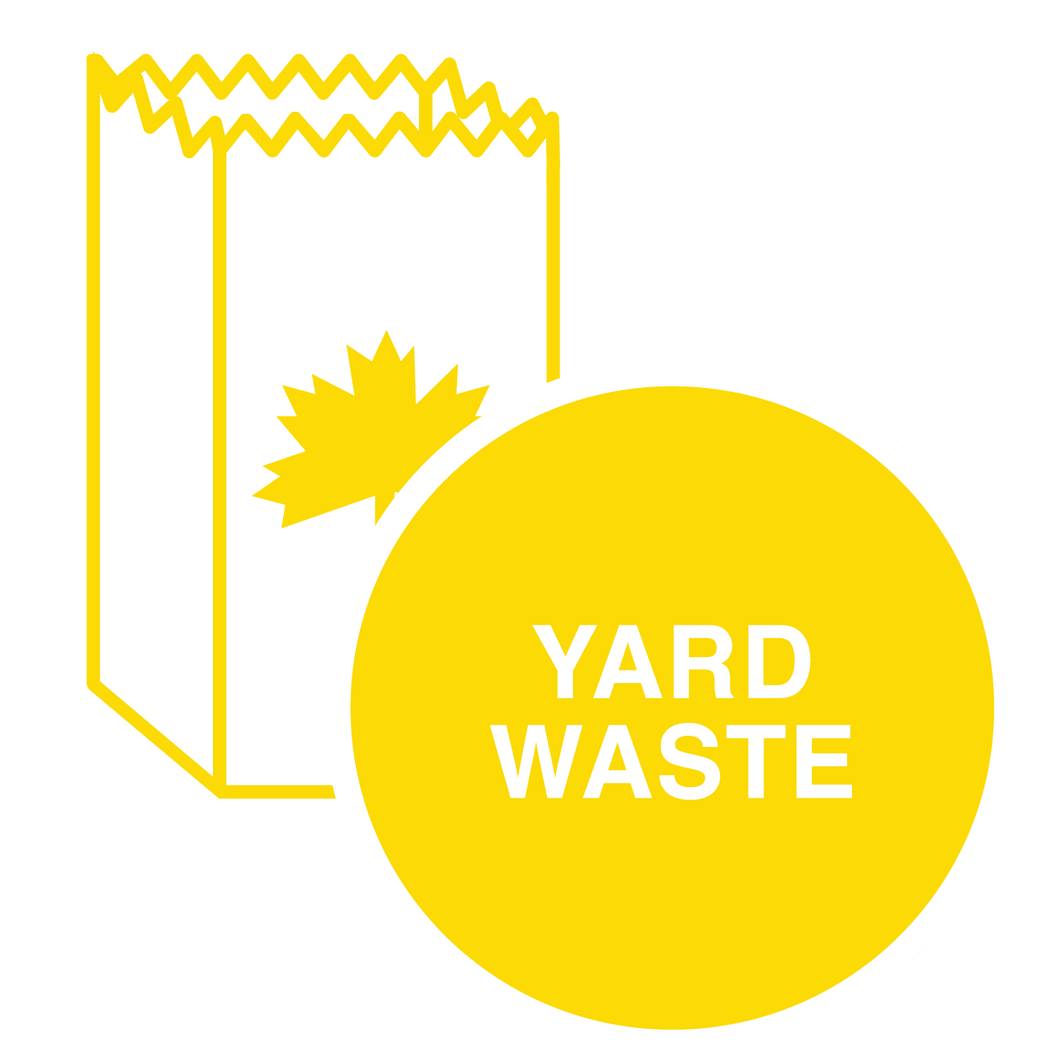 recyclable icons_yard