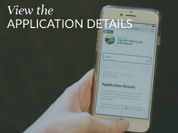 Application Details