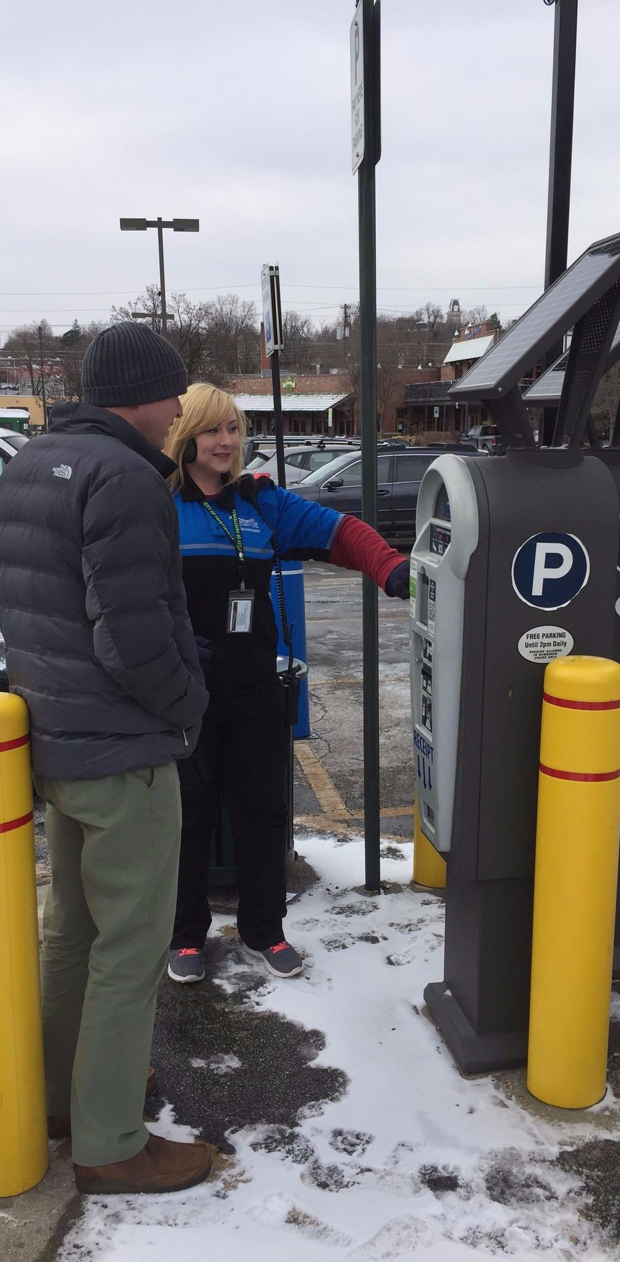 Parking_Customer Service