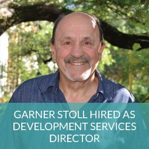 Garner Stoll Hired as New Development Services Director