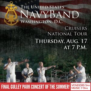US Navy Cruisers Band