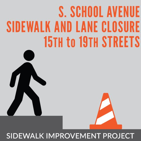 S School Avenue Sidewalk Improvements