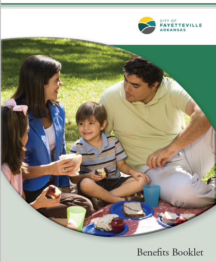 Benefits Booklet Cover Image