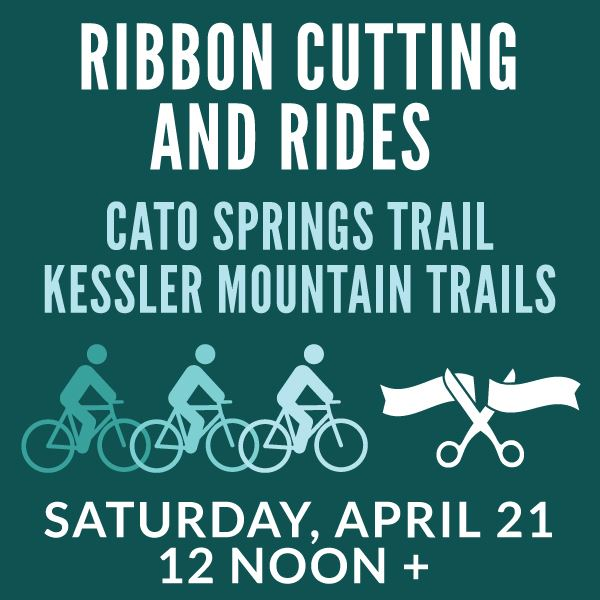 Cato Springs Trail Ribbon Cutting and Rides