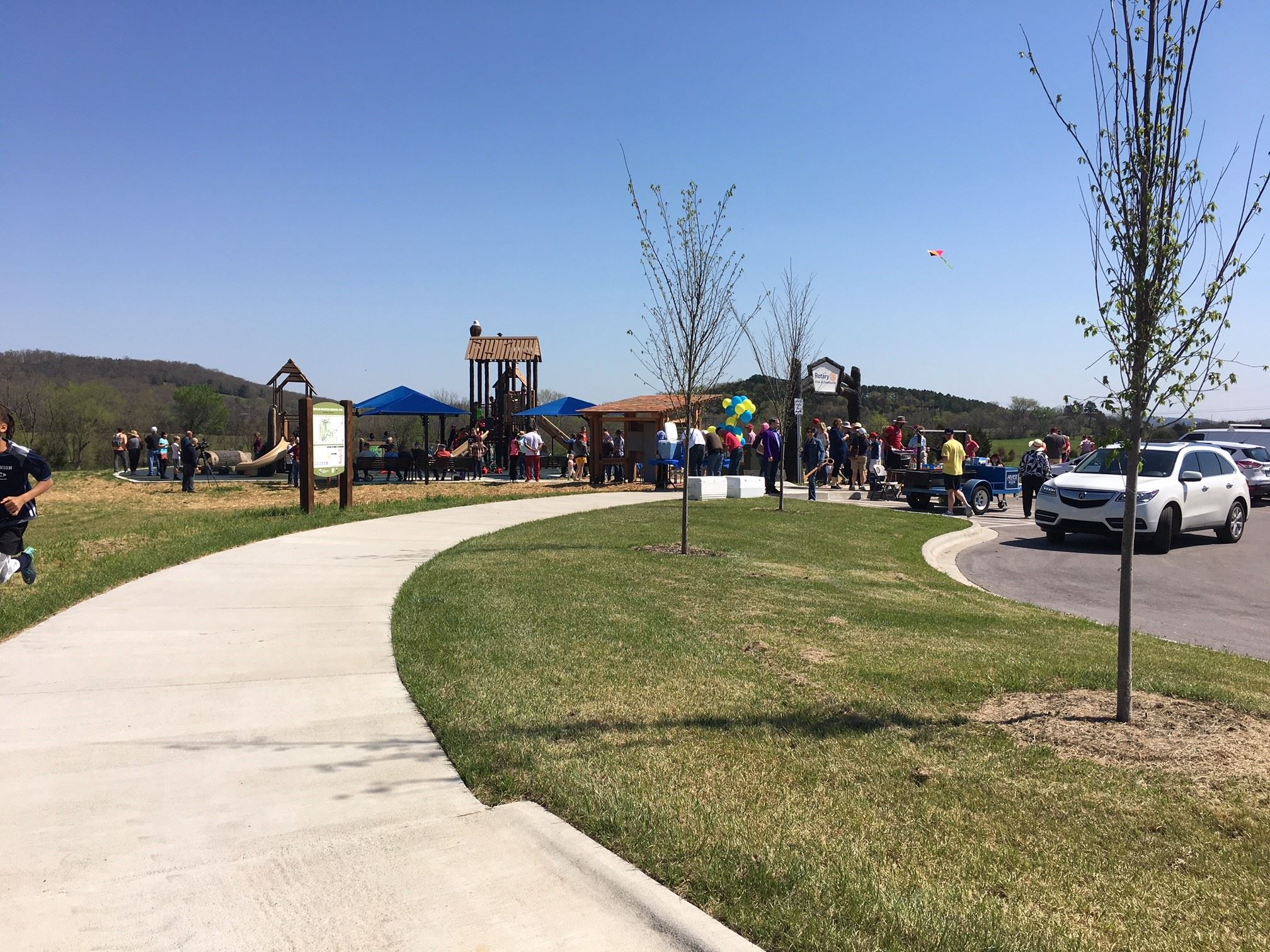 Rotary Playground Dedication 21