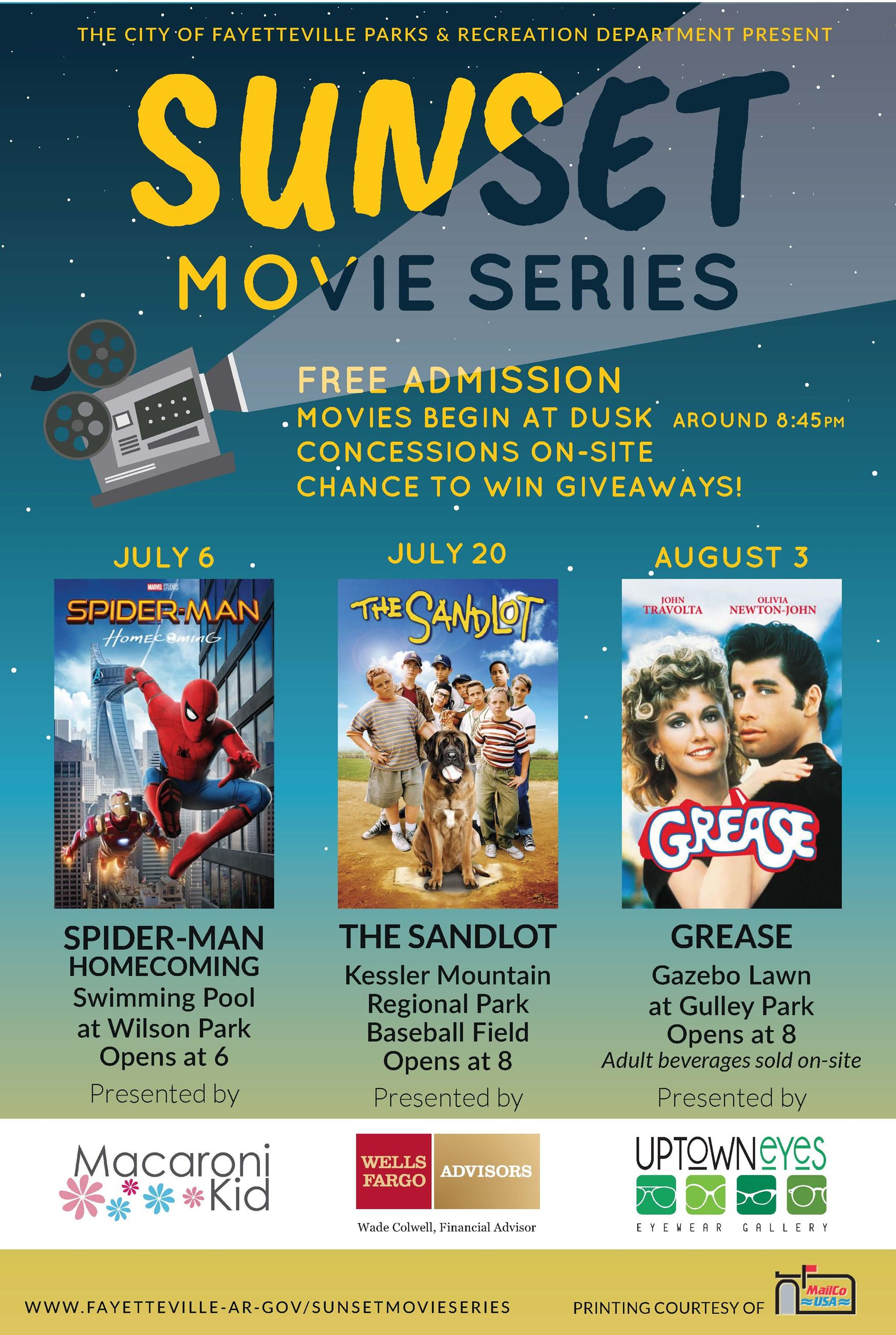 SunsetMovieSeries flyer - updated - Copy