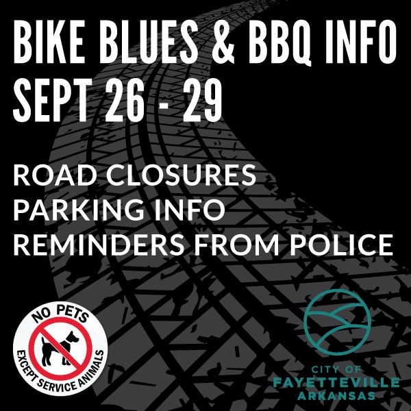 2018 Bikes Blues and BBQ Info