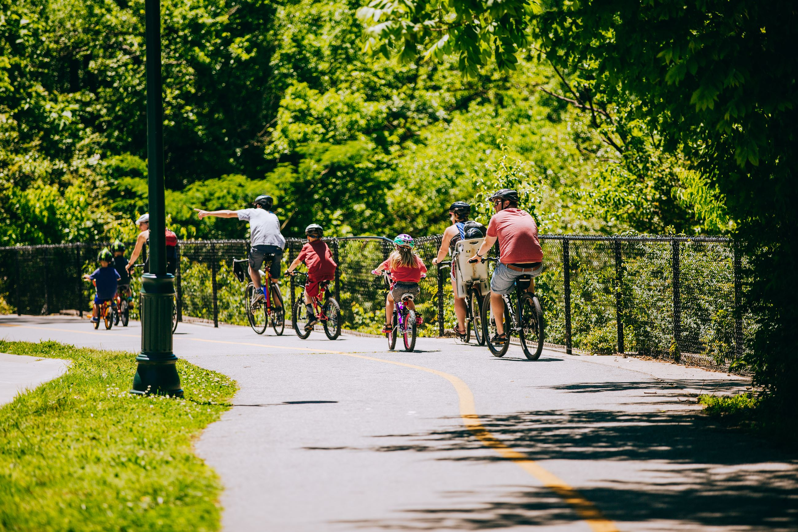 Paved Shared-Use Trails | Fayetteville, AR - Official Website
