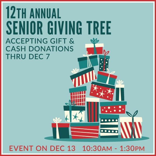 Senior Giving Tree 2018