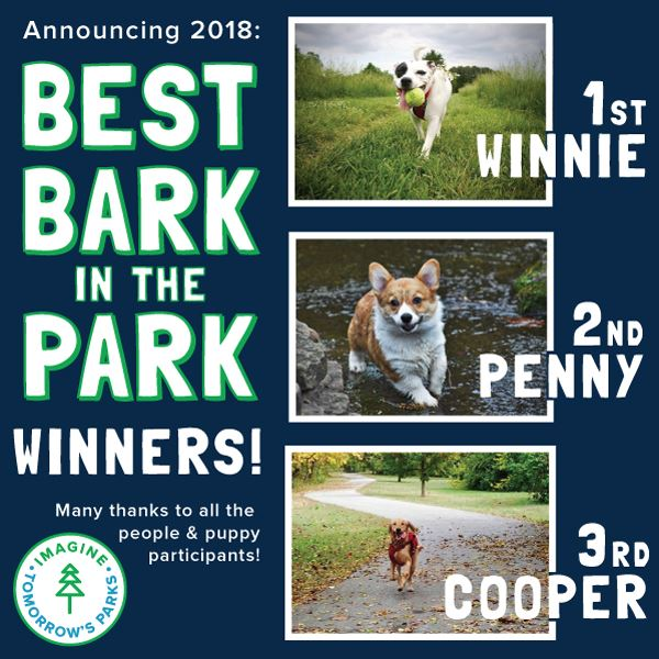 Best Bark In The Park WINNERS