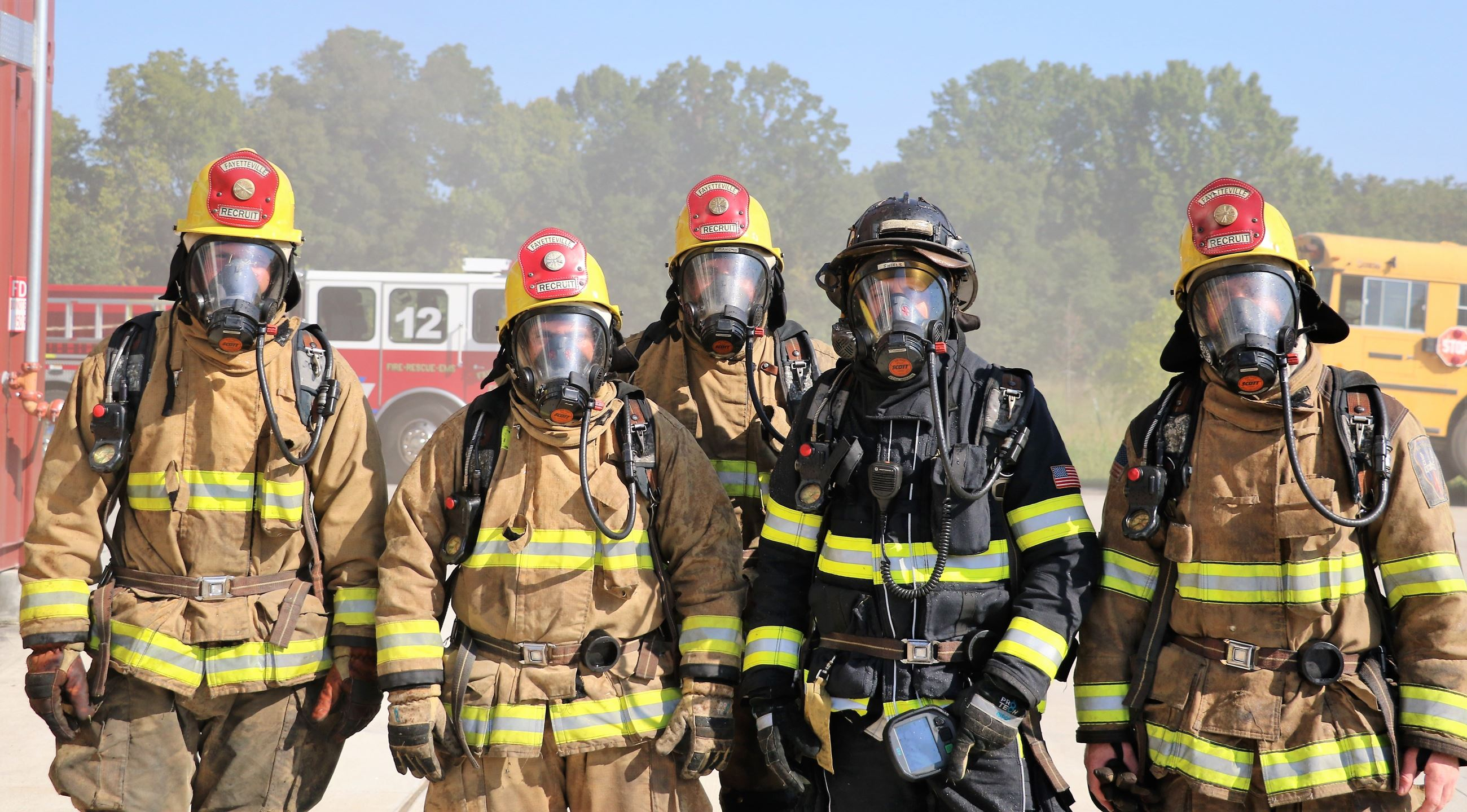 Becoming a Firefighter | Fayetteville, AR - Official Website