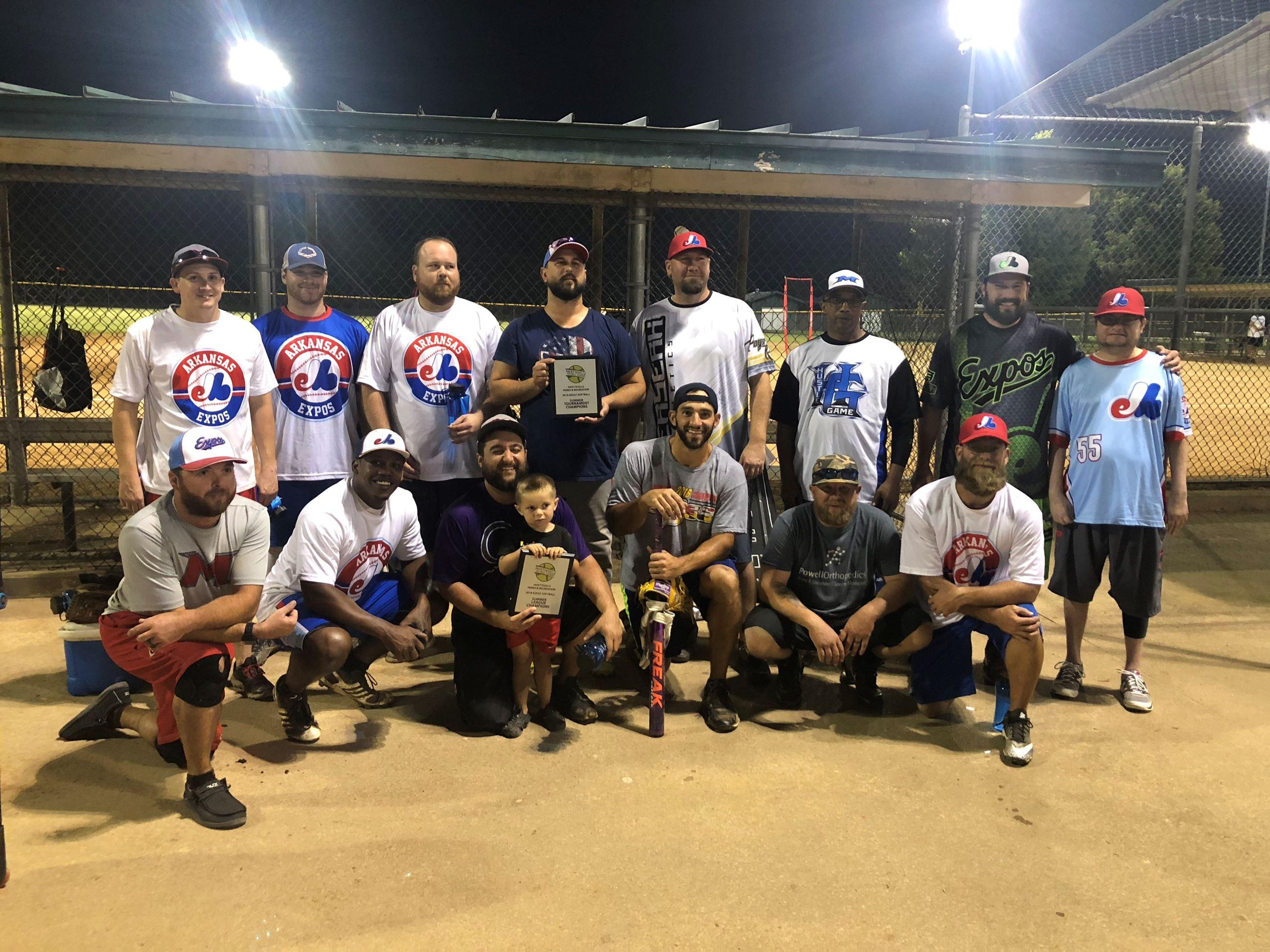 Softball- Adults | Fayetteville, AR - Official Website