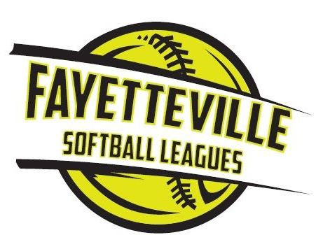 FPR Softball Logo - Play Softball in Fayetteville!
