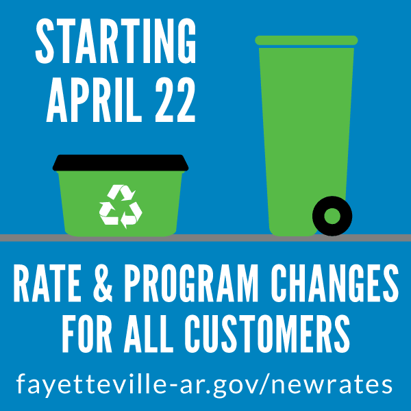 Rate And Program Changes For All Customers