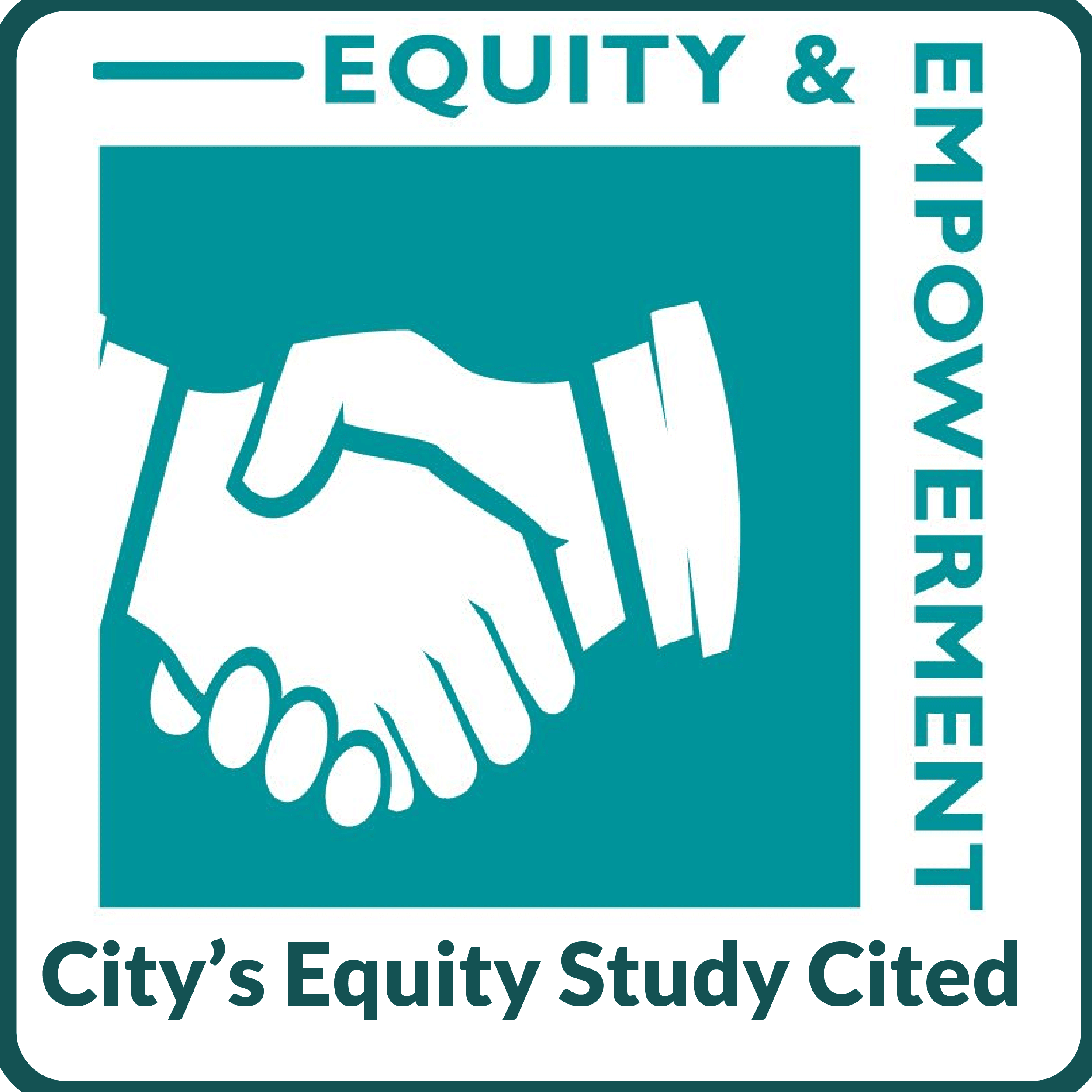 City's Equity Study cited