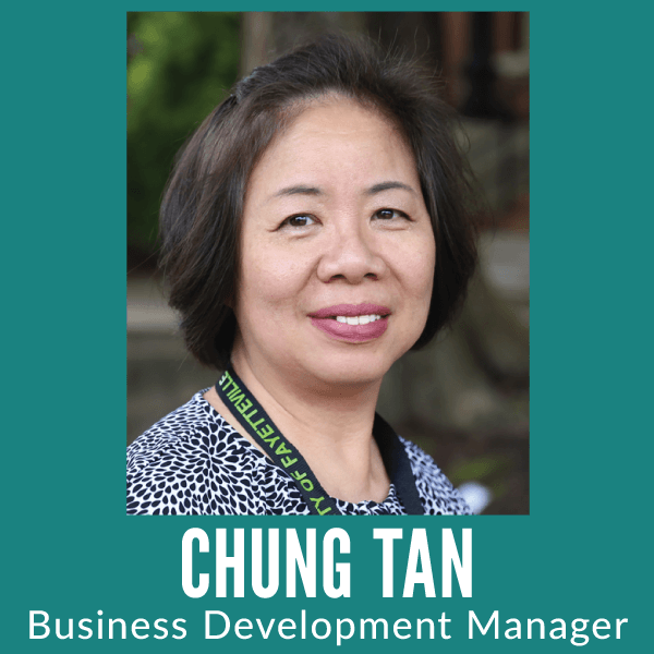 City Welcomes Chung Tan as New Business Development Manager