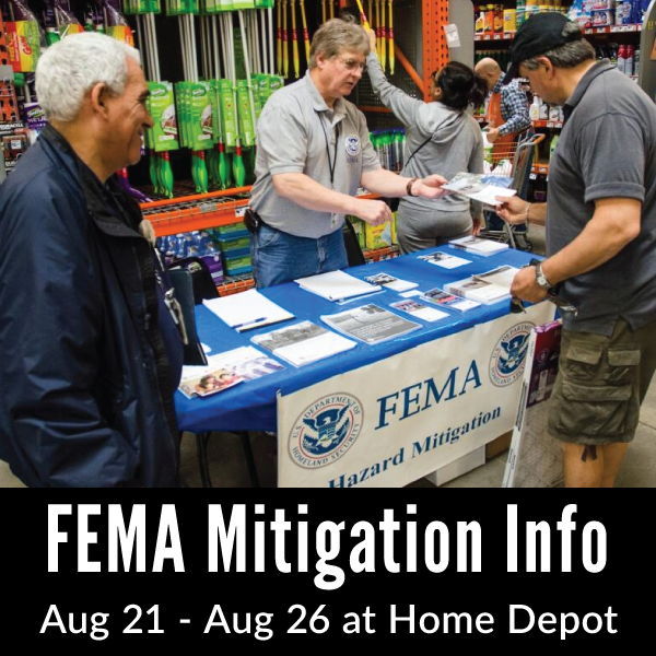 FEMA Mitigation Info