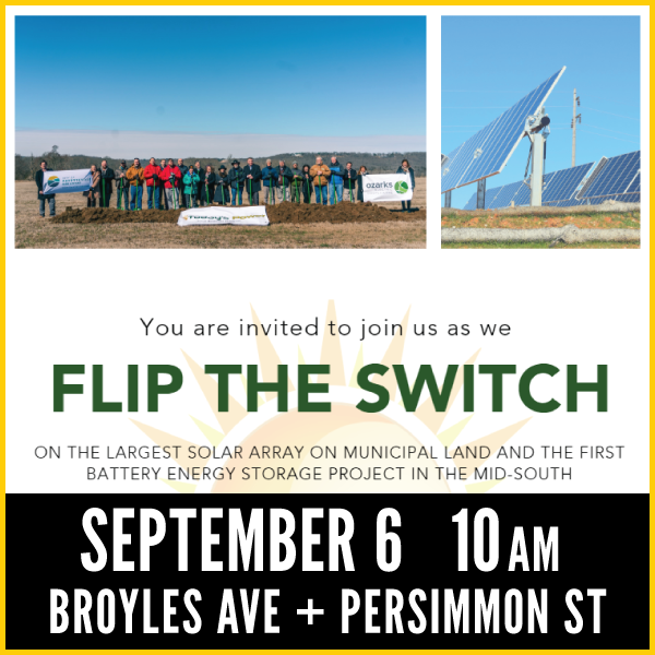 Flip the Switch Invitation