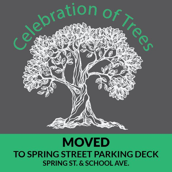 Celebration of Trees, 2019. Keep Fayetteville Shady!