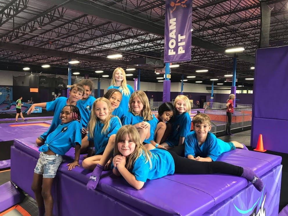 Summer Fun4Kids Altitude Trampoline Park Field Trip