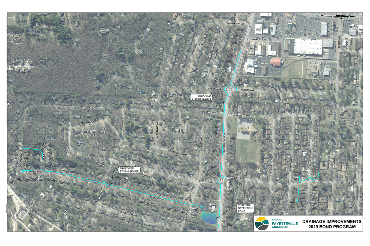 2019 Bond Rolling Hills Drainage Improvements