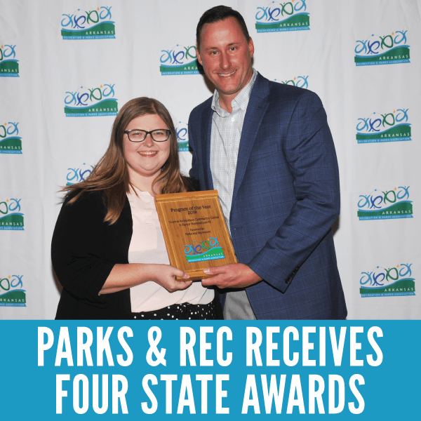 Parks and Rec ARPA award
