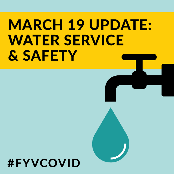 March-19 Update: Water-Service-and-Safety