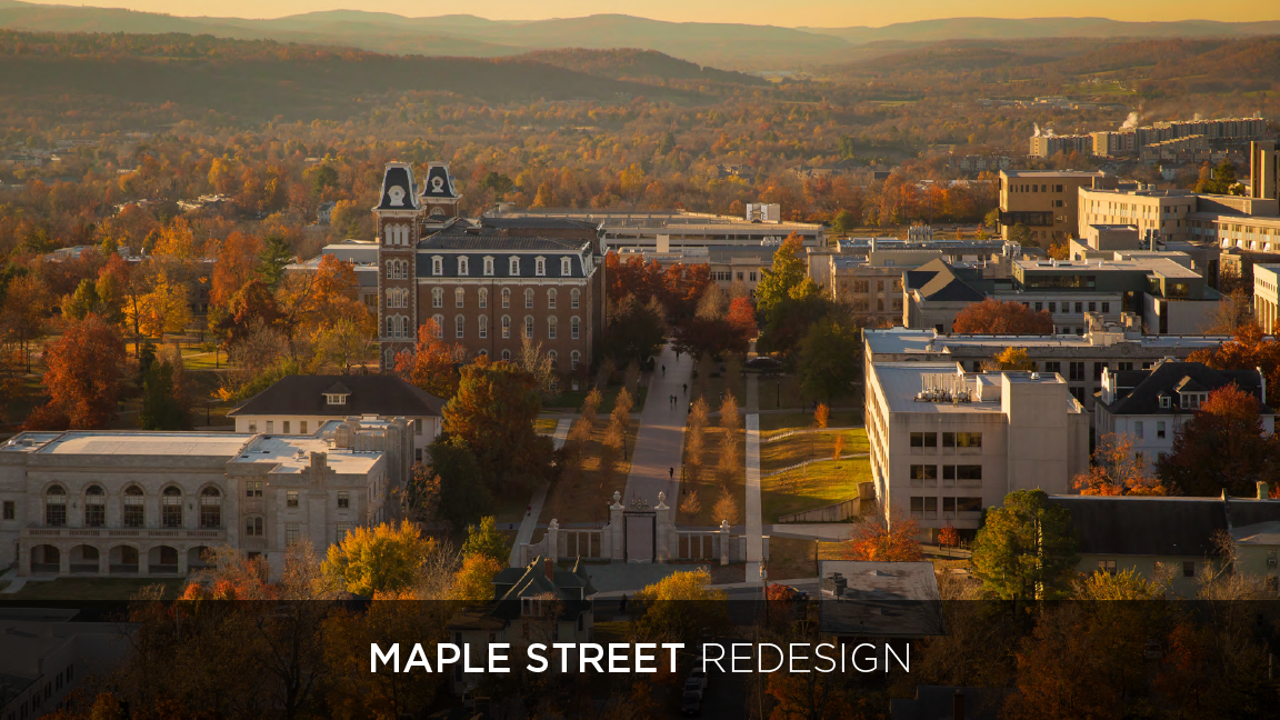 Maple Street Project - Final Presentation cover