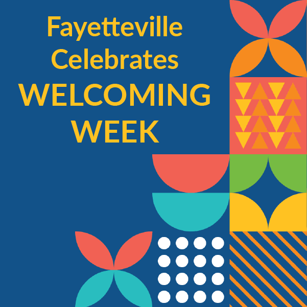 Fayetteville Celebrates Welcoming Week 2020