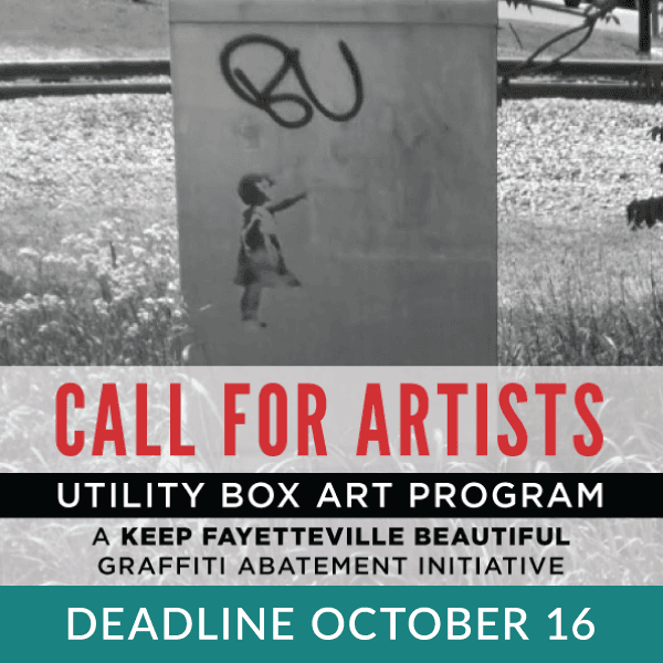 Call for Artists Utility Box Art 2020