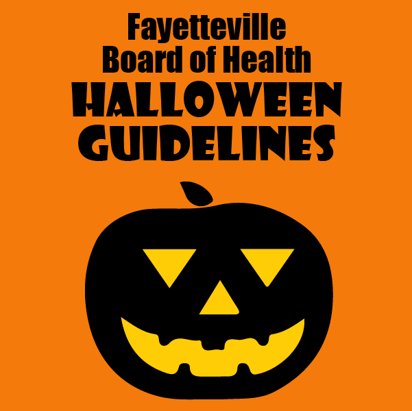 City board of health Halloween Guidelines