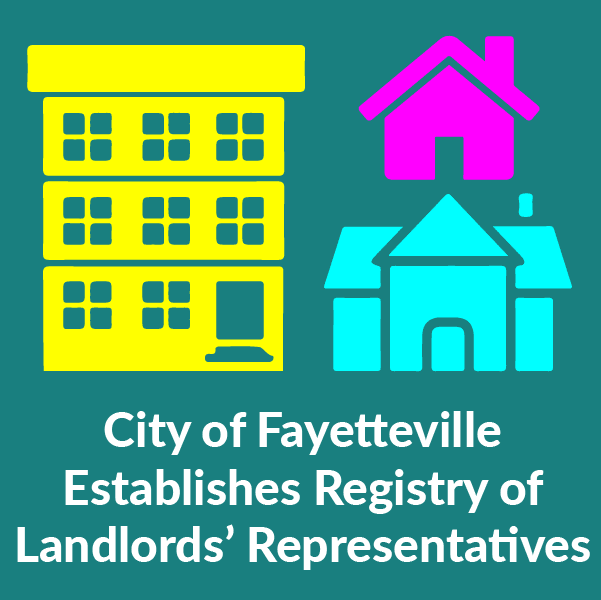 City establishes registry of landlords' representatives