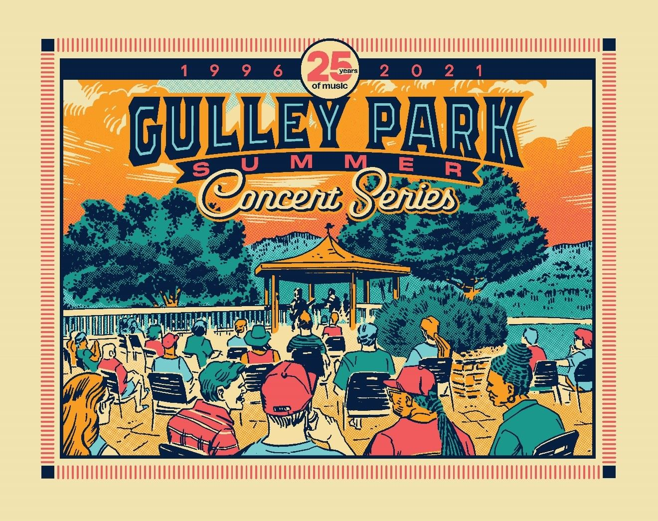 Gulley Park Concert Series 2021