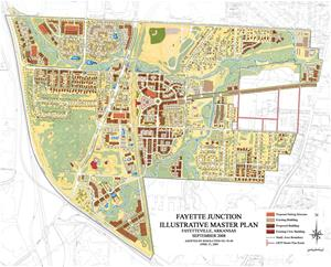 Fayette Junction Master Plan