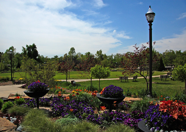 Botanical Gardens Of The Ozarks Fayetteville Ar Official Website
