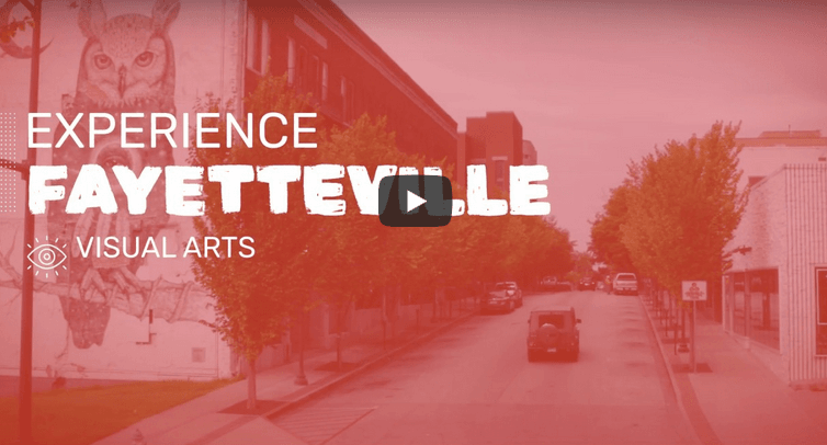 Experience fayetteville - Video