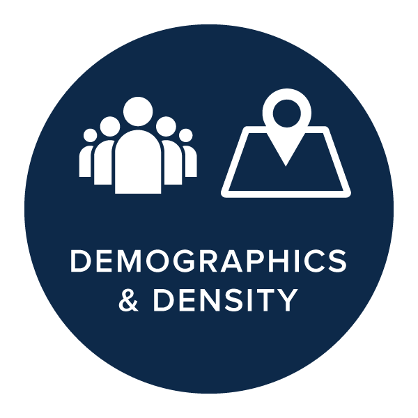Demographics And Density